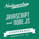 Nodevember Features Full Lineup of Node and Javascript Topics