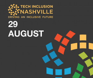 Tech Inclusion Nashville - August 29, 2017