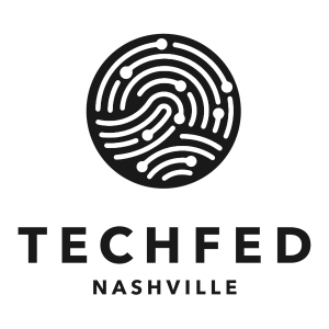 TechFed logo mono